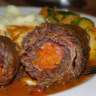 Beef Roulades.