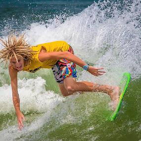 by Lawayne Kimbro - Sports & Fitness Surfing ( skim boarding, pro skim, ©kimbrophoto, skim board, ©kimbro photography, ocean, travel, beach, people, skim, skimming, ©lawayne kimbro photography, surfing, obx, skim jam, lifestyle, skimusa, culture, competition,  )