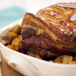 Slow Roast Shoulder of Pork Recipe