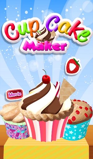 Mom Cake Maker Cooking Games