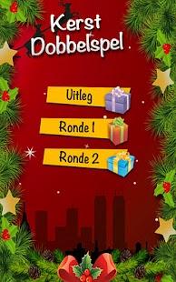 Kerst Dobbelspel HD- screenshot thumbnail