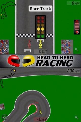 Head To Head Racing - No Ads- screenshot