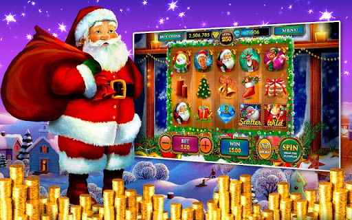 Christmas Slots Winter Pokies