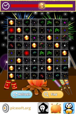 【免費休閒App】Fireworks Games-APP點子