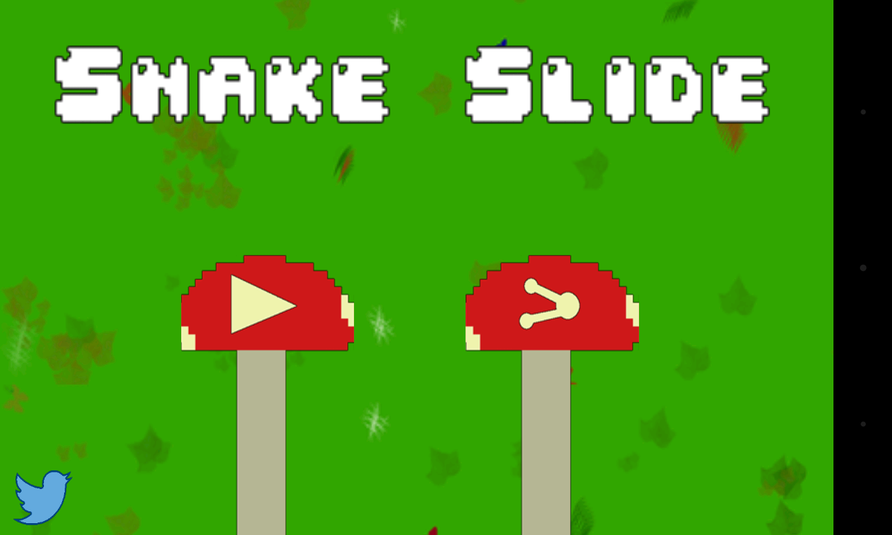 Snake Slide - screenshot