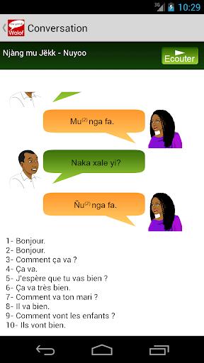 玩教育App|Le wolof facile免費|APP試玩
