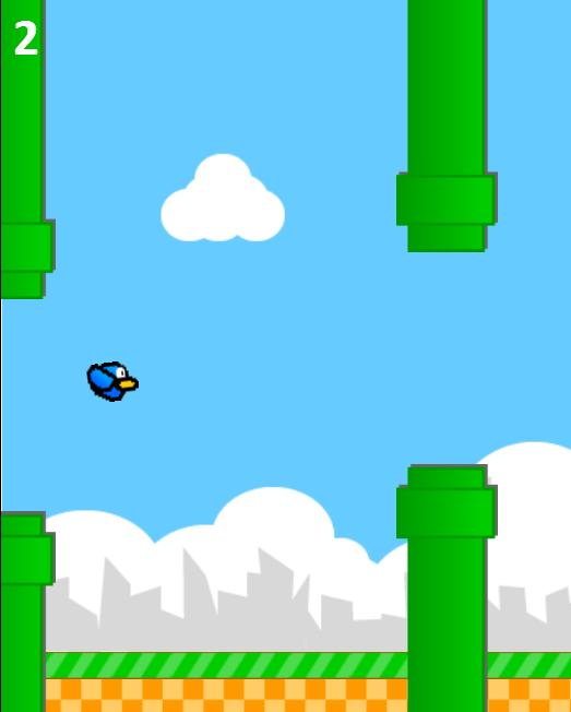 Flapping Wings - screenshot