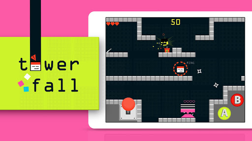 Tower Fall: Robot Fighting