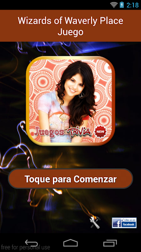 Wizards of Waverly Place Juego