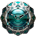 TRIQUA Luxury Clock Widget icon