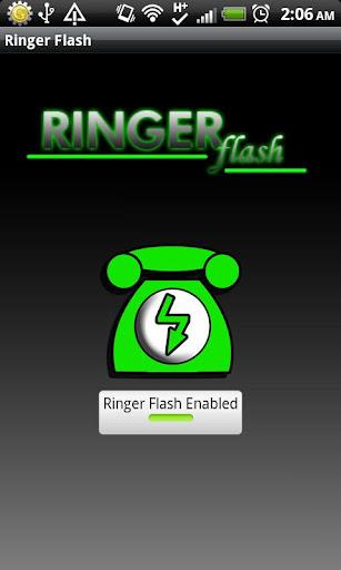 Ringer Flash