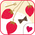 Cute wallpaper★Berry Charm* icon
