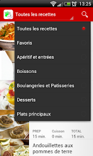 Cuisine francaise android apps on google play for Cuisine google translate
