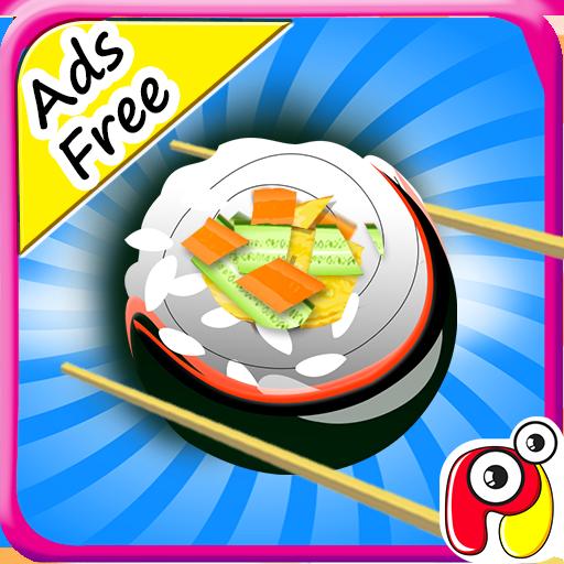寿司制作-广告免费烹饪 LOGO-APP點子