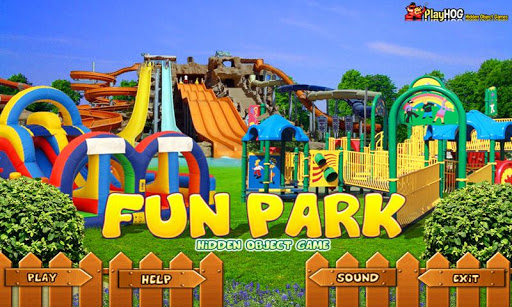 Fun Park - Free Hidden Objects