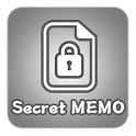 Secret MEMO (Memo Widget) icon