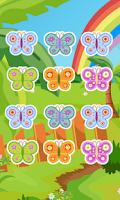 Screenshot of Puzzle Game-Rabble Butterflies