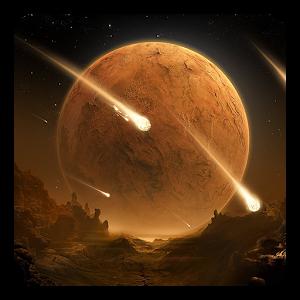 Mетеор Живые Обои