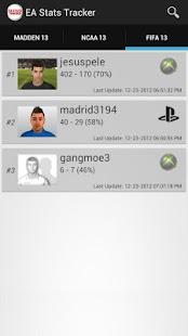 EA Stats Tracker Free