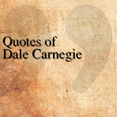 Quotes of Dale Carnegie