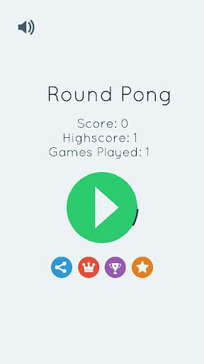 Round Pong: Ping Pong Dots