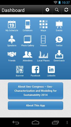 【免費書籍App】Geo-Congress 2014-APP點子