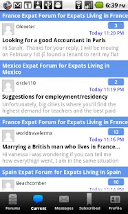 Expat Forum Community For Expa - screenshot thumbnail