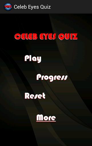 Celeb Eyes Quiz Ads