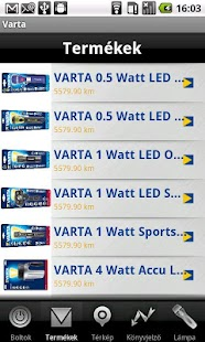 Varta- screenshot thumbnail