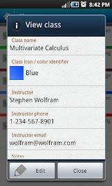 Everstudent Student Planner Screenshot 4