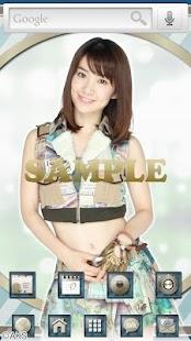 AKB48きせかえ 公式 大島優子-SS-