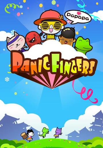 Panic Fingers Premium