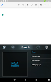 French Language - GO Keyboard Screenshot 11