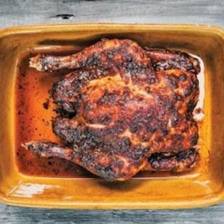 Spicy Roast Chicken.