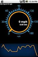 Screenshot of Speedometer - Speed