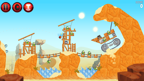 Angry Birds Star Wars II Free Screenshot 18