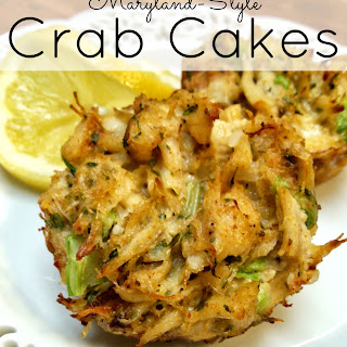 Grandma's Maryland-Style Crab Cakes
