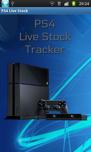 PS4 Live Stock