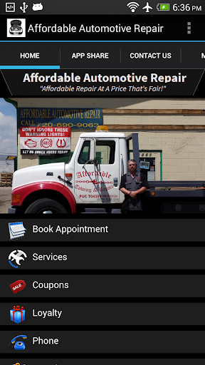 Affordable Automotive Repair