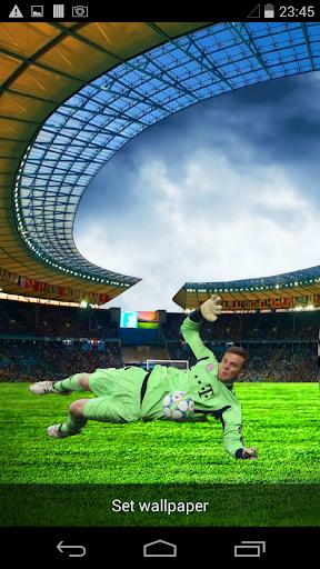 Manuel Neuer Live Wallpaper