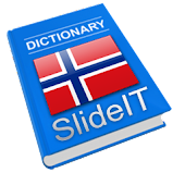 SlideIT Norwegian Dvorak Pack