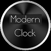 Modern Clock UCCW Skin