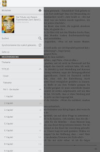 Kindle – Miniaturansicht des Screenshots