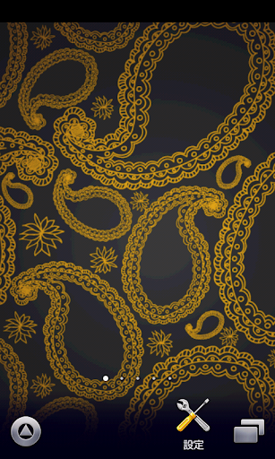elegant paisley wallpaper 26