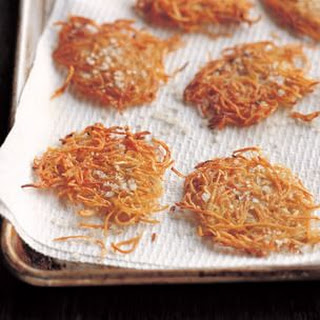 Potato-Celery Root Pancakes