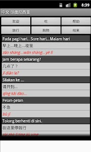 Chinese Indonesian Dictionary screenshot 13