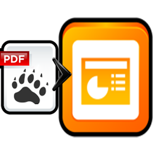 PDF to Powerpoint Converter 商業 LOGO-玩APPs