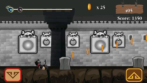 Ninja Challenge - Running Game