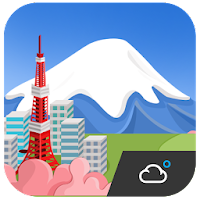 Japan Cute Weather Widget 2.0_release