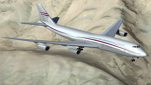FS - Passenger Airliner 747
